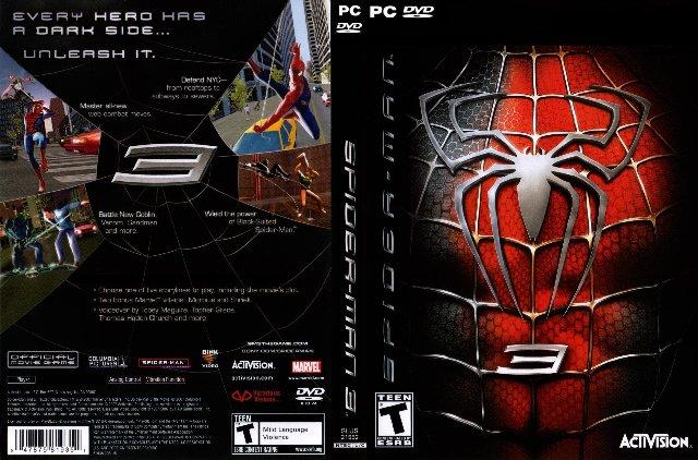 Spider man 3 pc free download.