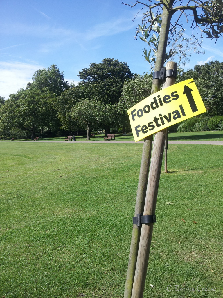 London Living: Battersea Foodies Festival