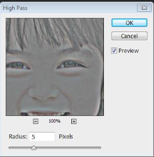 Cách làm nét hình ảnh trong photoshop như thế nào
