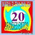 MARIA ELENA WALSH - 20 GRANDES EXITOS VOL 1 Y 2