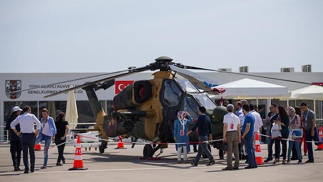 euro airshow atak helikopteri