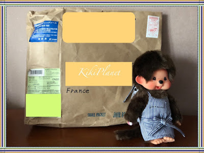 kiki monchhichi chimutan tokyo, plus secret, limited edition event loft