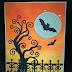 Spooky Scene by Jenny Alia