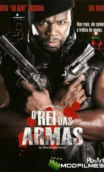 Capa do Filme O Rei das Armas