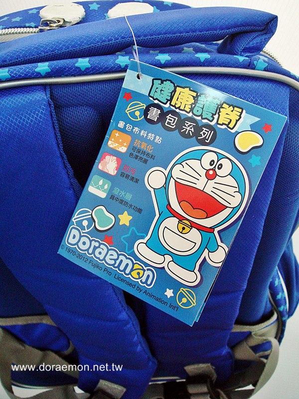 Doraemon哆啦A夢商品誌: 哆啦a夢書包