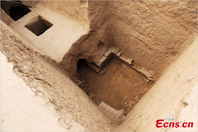 Tomb found of ancient Chinese female 'prime minister'