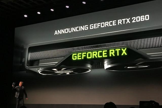 NVIDIA Confirma RTX 2060 na CES 2019