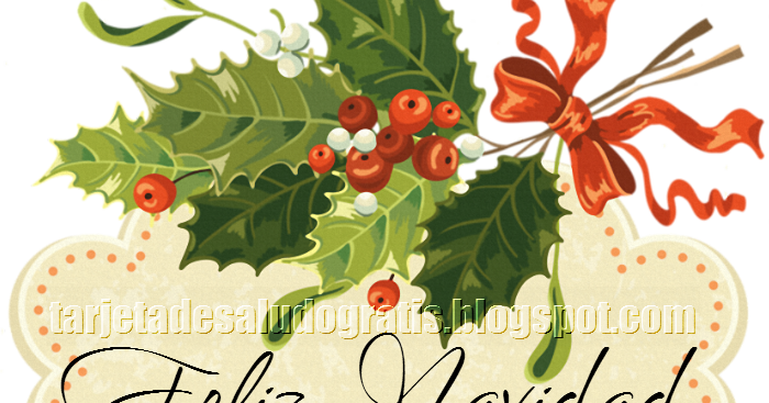 Tarjetas Navideñas Animadas Para Compartir: *7 Tarjetas Navideñas 2014 Para Compartir E Imprimir