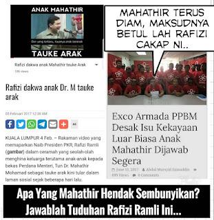 Rakyat Tunggu Debat Nothing 2 Hide Tun Mahathir Dengan RCI