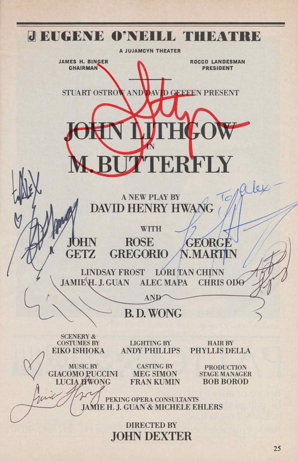 david henry hwangs m butterfly essay Literary analysis of m butterfly in the short play and film adaptation of m butterfly, david henry hwang allows his readers and m butterfly essay.