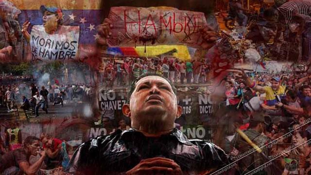 Una Venezuela más pobre que la heredada por Chávez, a 5 años de su muerte