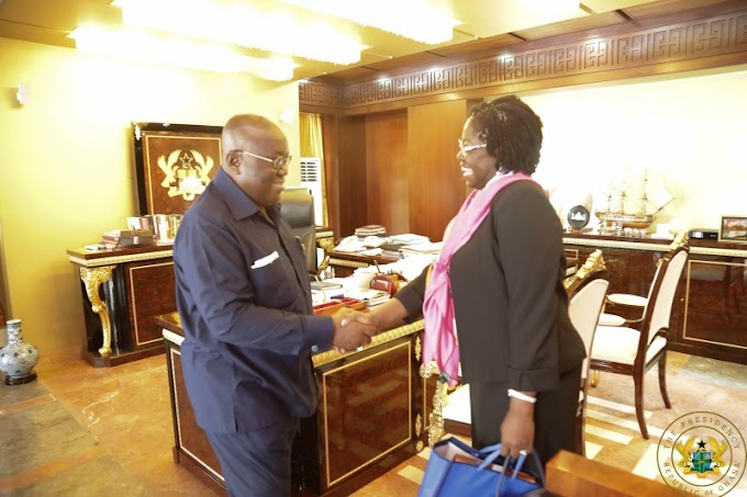 President Akufo-Addo Appoints 2nd Deputy Governor Of The Bank Of Ghana