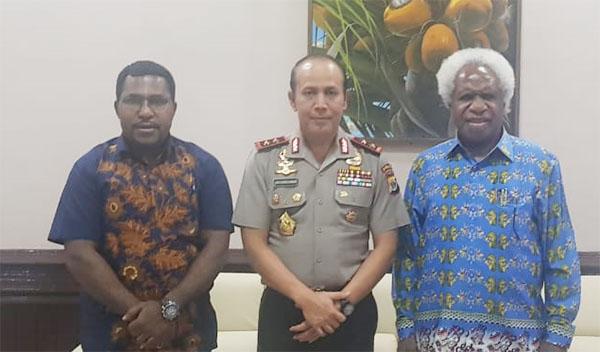 Ketua FKUB dan Toma Nduga:  KKB Jangan Ganggu dan Melukai Warga