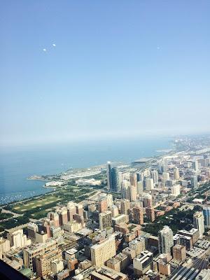 Top of Willis Tower