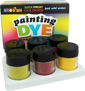 FAS School Art Painting Dye Set