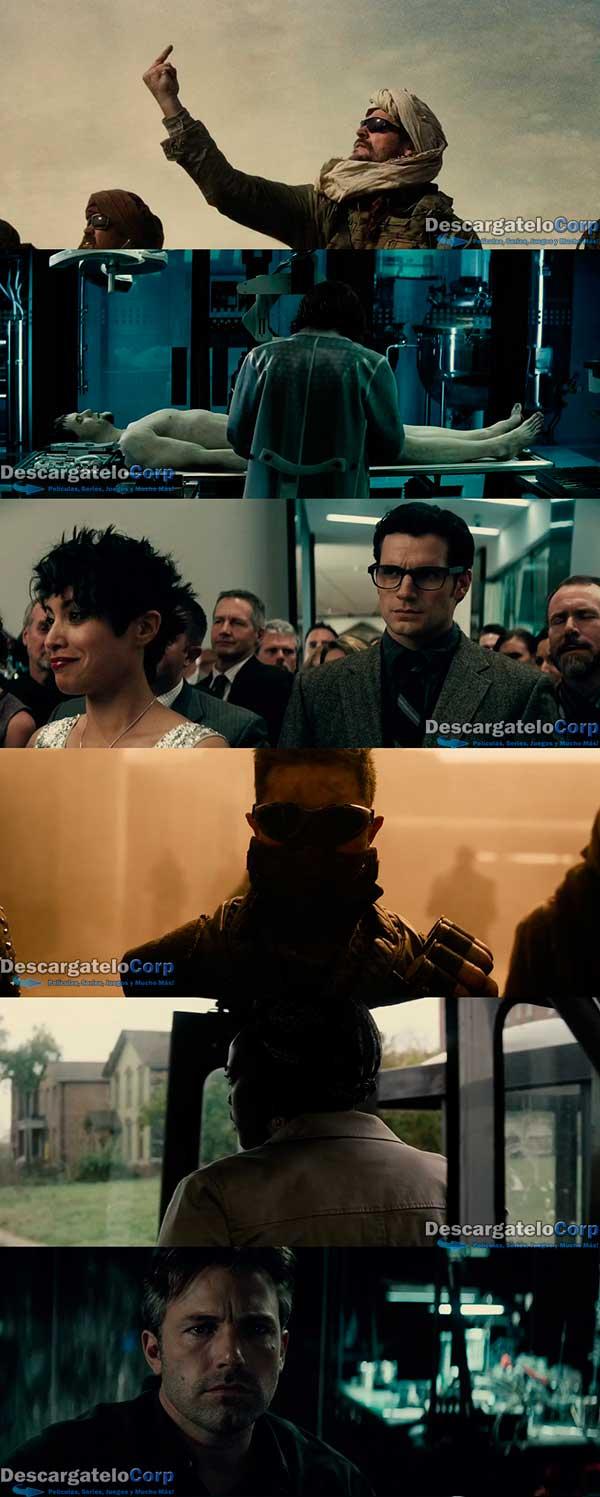 Batman vs Superman El Origen de la Justicia Extended HD 720p Español Latino