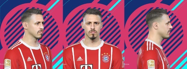 Sandro Wagner Face PES 2018