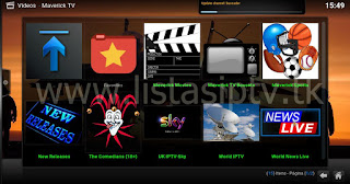 "Como Instalar o Add-on ""Maverick TV"" no KODI - Filmes On-Demand, Series, Canais de Esporte e mais..."