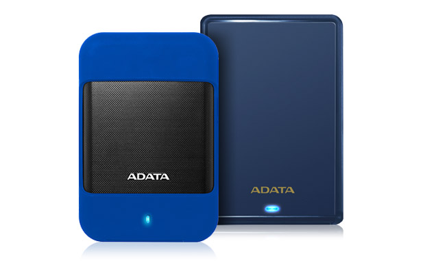 ADATA HD700 and HV620S External Hard Drives