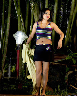 Actress Hari Priya Latest  Pictures in Swimsuit  0001.jpg