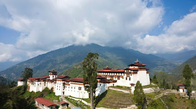 WANGDUE AND TRONGSA