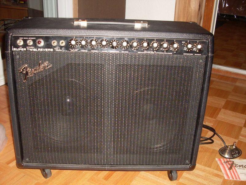 Fender Supersonic Twin : canadian vintage guitar hunt 1980 39 s fender super twin reverb ~ Hamham.info Haus und Dekorationen