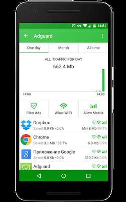 تطبيق ADGUARD لحجب الدعايات و الإعلانات على أنظمة الآندرويد (مفعل للنسخة الاحترافية)