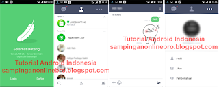 review line lite terbaru