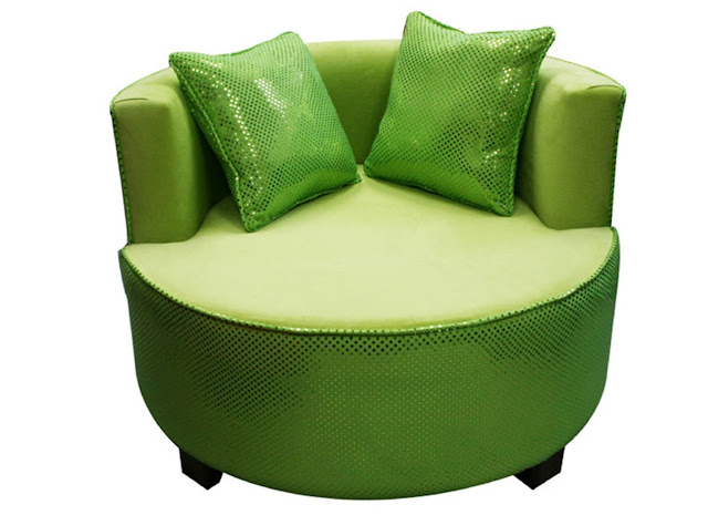 Cool, Comfy Chair for Kids room or nursery