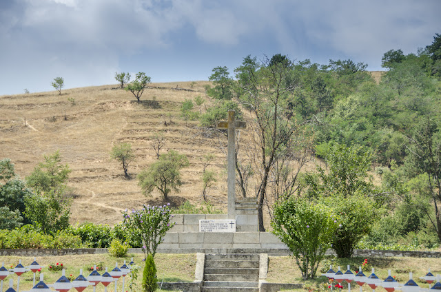WW1 Cemetery - Serbian Military Cemetery in Bitola