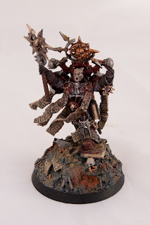 Word Bearers Dark apostle