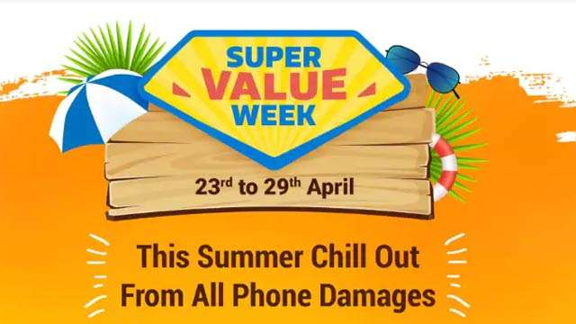 Flipkart Super Value Week sale is live! Big discount on latest smartphones
