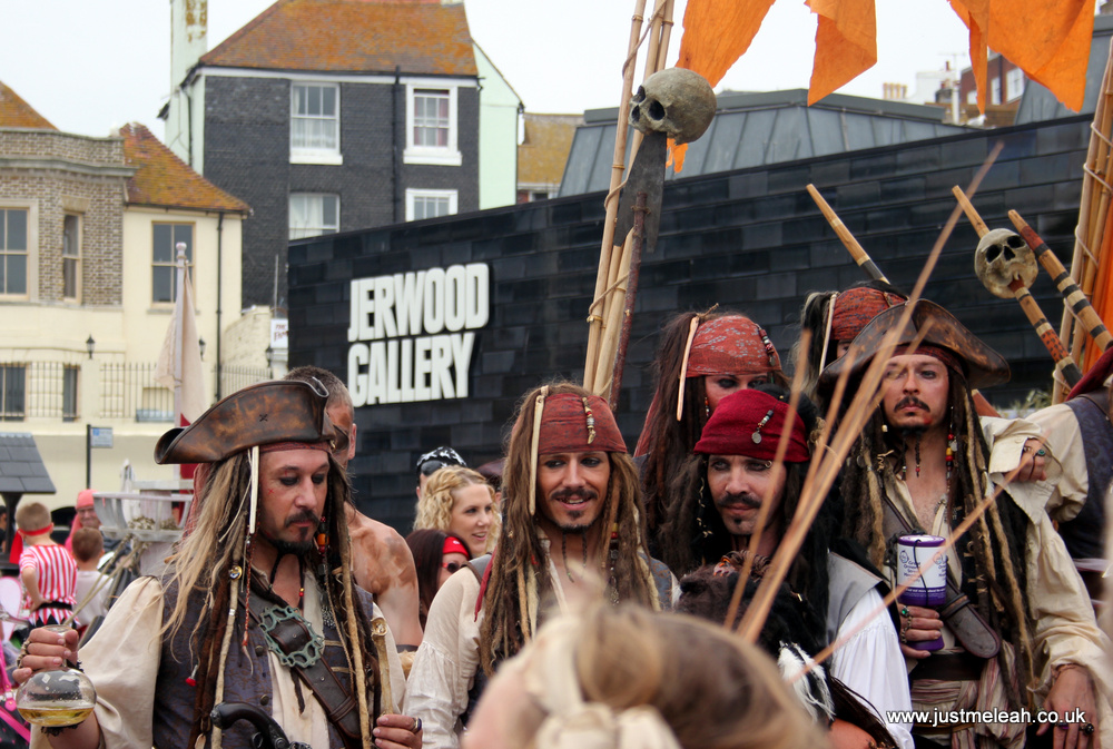 Hastings Pirate Day 2014