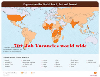 70+ Career Opportunities International