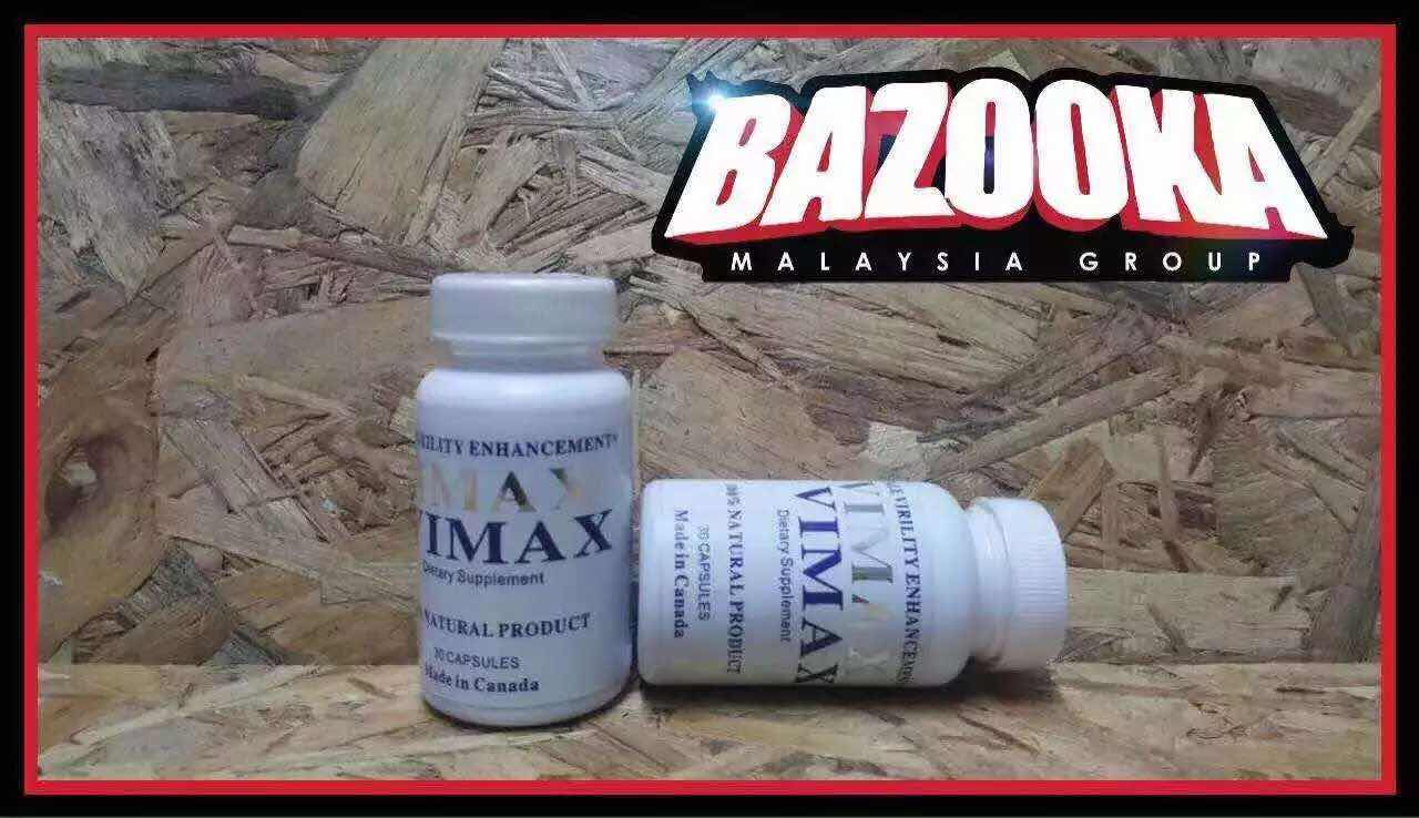 khasiat dan manfaat vimax kapsul lelaki malaya