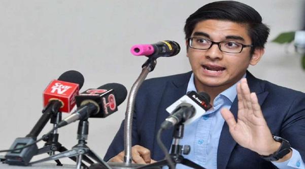 Masa tu kita ingat ada kewangan cukup untuk hapus tol  Syed Saddiq