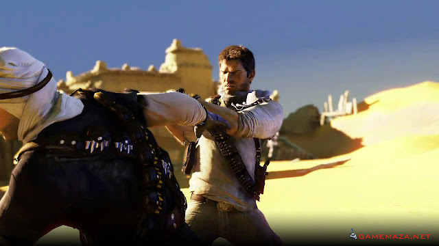Uncharted 3 Drake's Deception Gameplay Screenshot 4