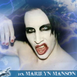 The 30 Greatest Music Legends Of Our Time: 10. Marilyn Manson