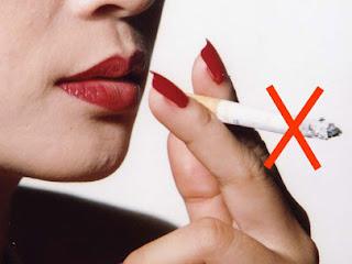 Thuốc lá gây hại cho amidan
