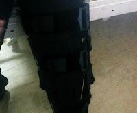 Kecederaan Ligemen Lutut