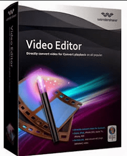 Wondershare Video Editor 5.0 Crack Free Download