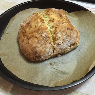 ψωμις χωρις μαγια προζυμι ιρλανδεζικο