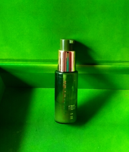 Coccon Eternal Youth Night Serum Review