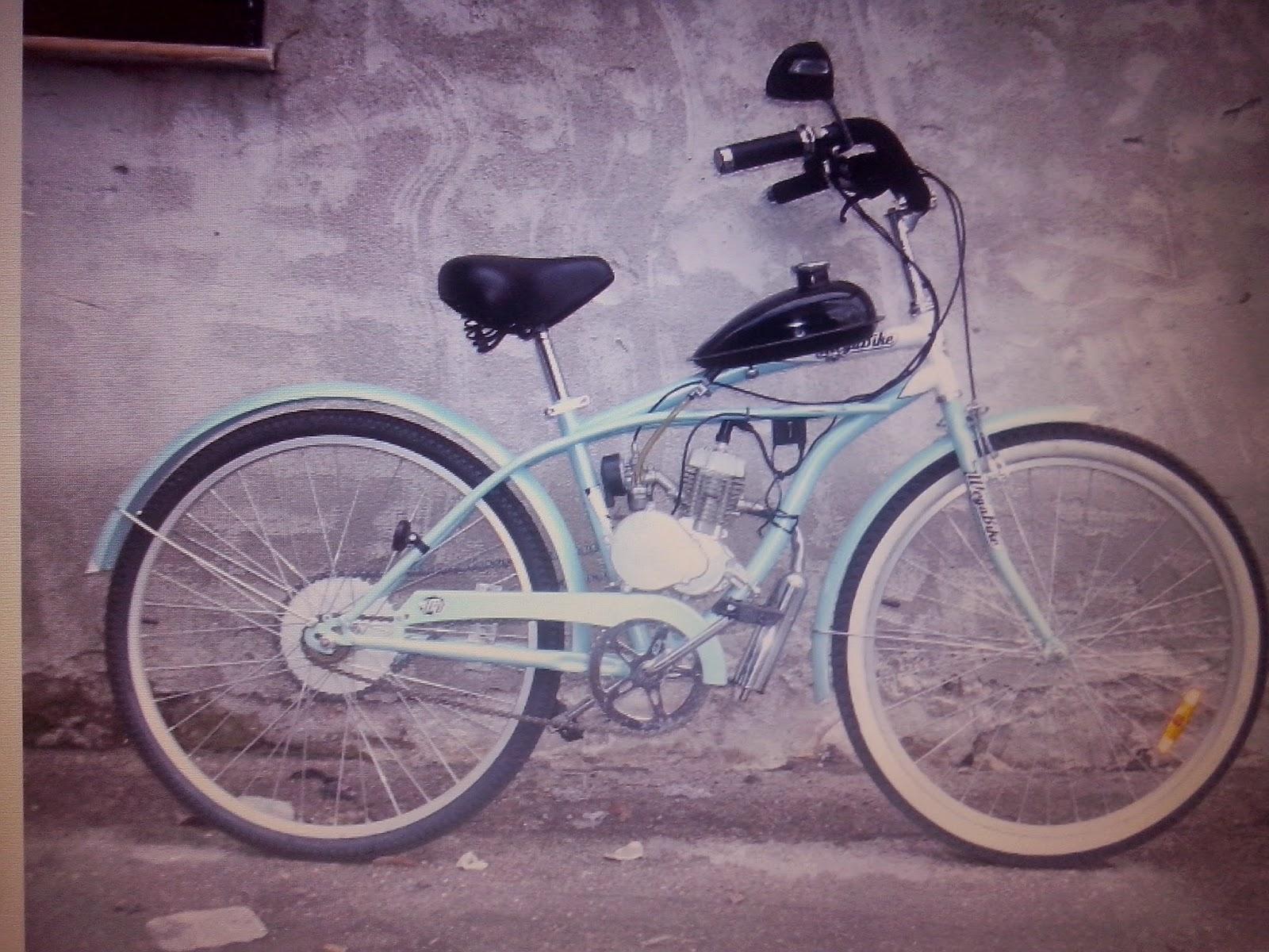 Gli Amici Di Elpidio Biciclette Con Motore Elettrico E A Scoppio