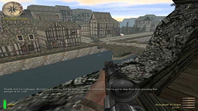 Download Medal of Honor Allied Assault PC Game