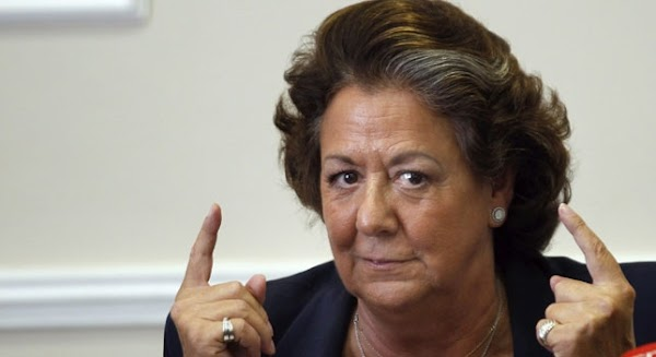 Rita Barberá ha muerto de un infarto