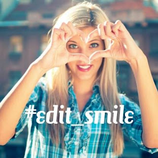 edit your life χαμογέλασέ μας