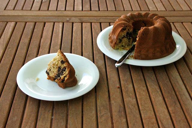 Bundt cake de mascarpone per esmorzar