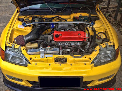 Spesifikasi Mesin Honda Civic Estilo