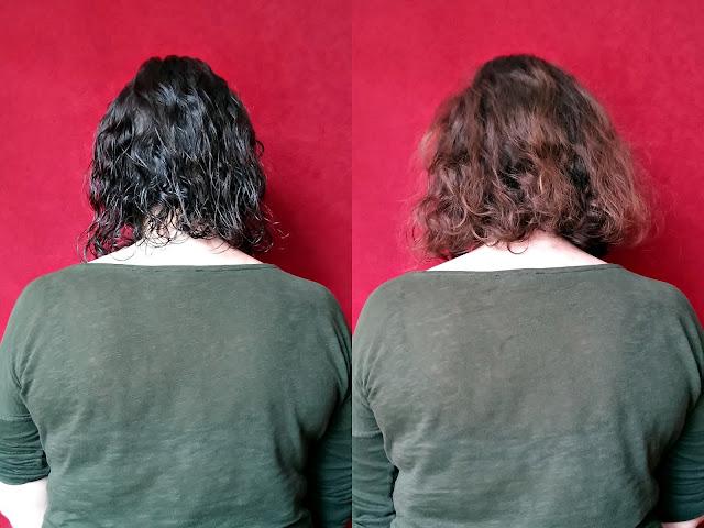 Czyste Piękno - Maska do włosów - Nawilżenie i wygładzenie, efekty